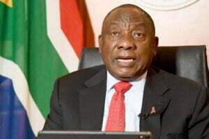 Ramaphosa condemns truck attacks applauds police for arrests