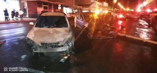 scene of fatal mokopane truck crash