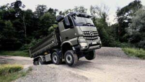 Daimler trucks recall fine