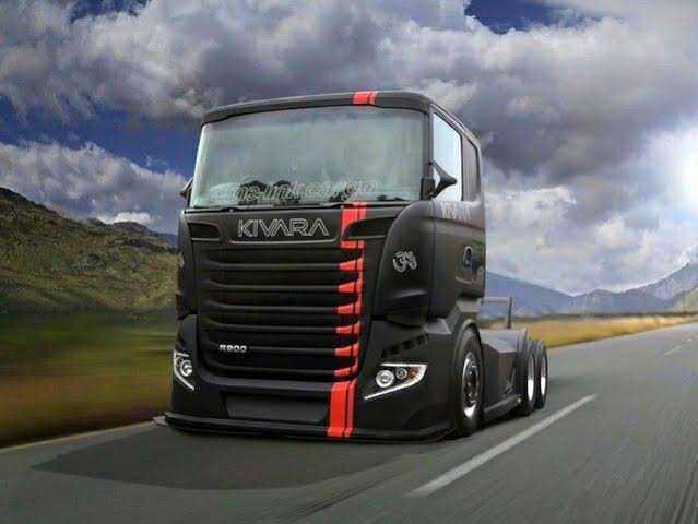 Scania R900 KIVARA