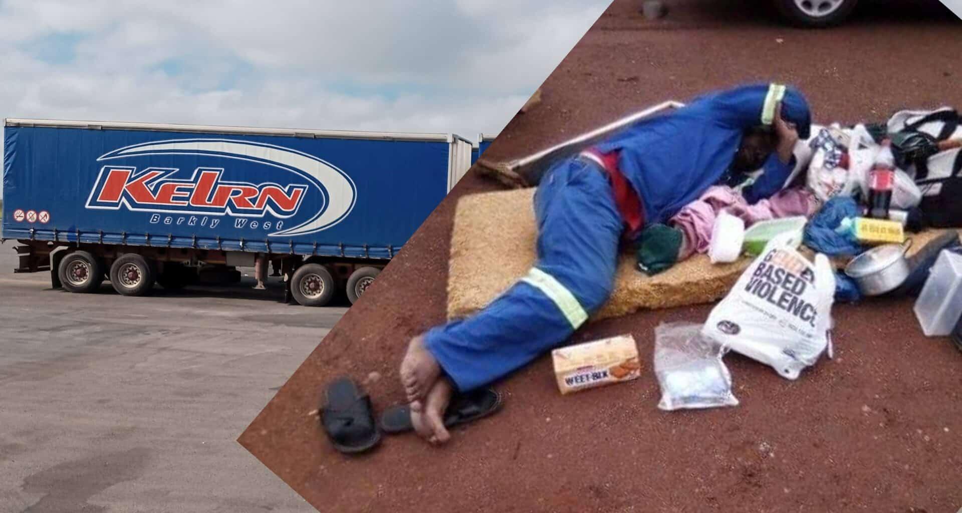 Amos Ndabeni kelrn Vervoer