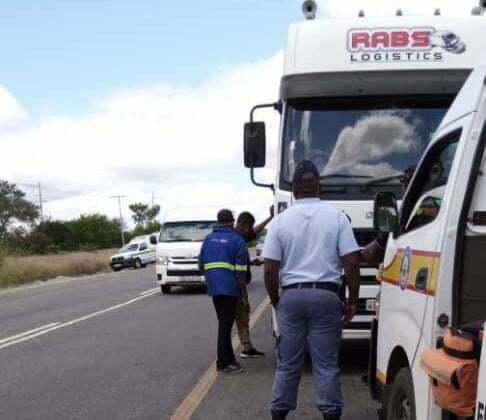 Zambian truck driver shot dead at Beitbridge