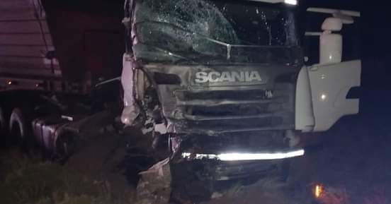 Hanover fatal truck accident