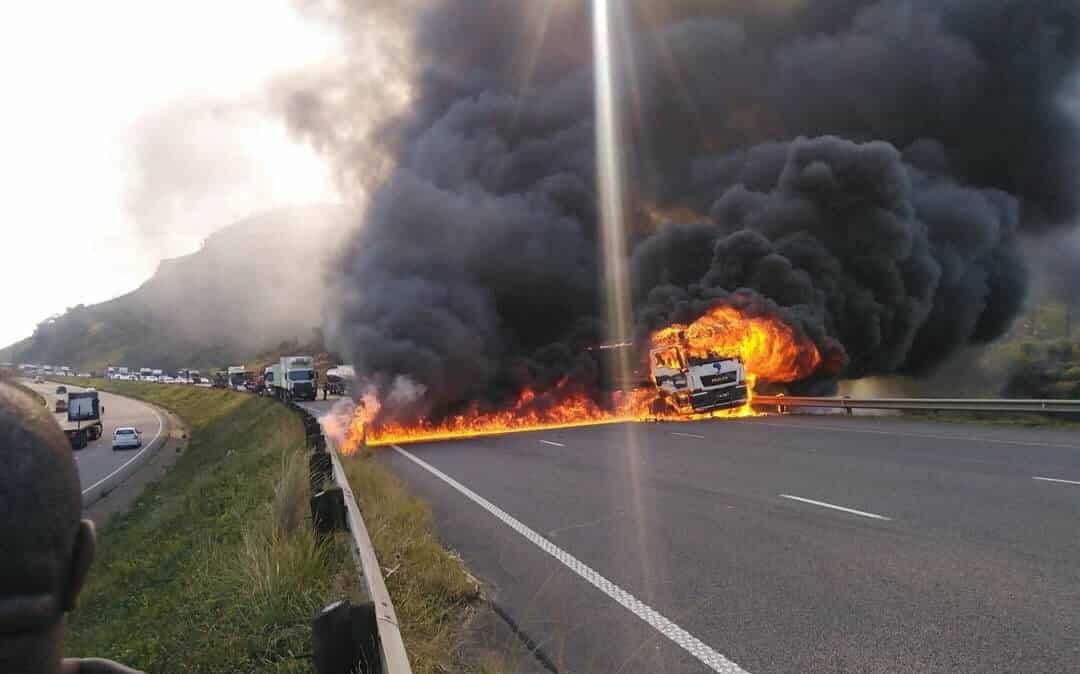Tanker truck fire n3