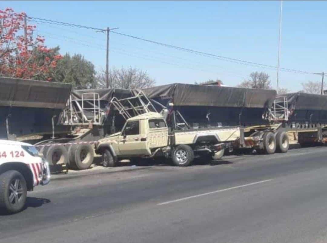 N1 truck crash polokwane