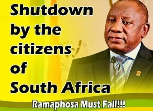 Unrest fears resurface as mooted 23 August 2021 shutdown nears