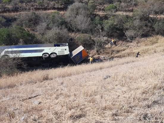 N2 bus accident eastern cape