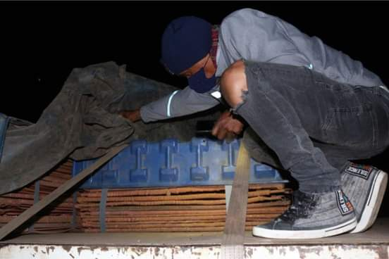 Cops recover stolen copper and trailers worth R8 million in Vosloorus
