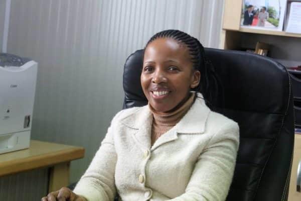 Nompumelelo Dweba-Kwetana