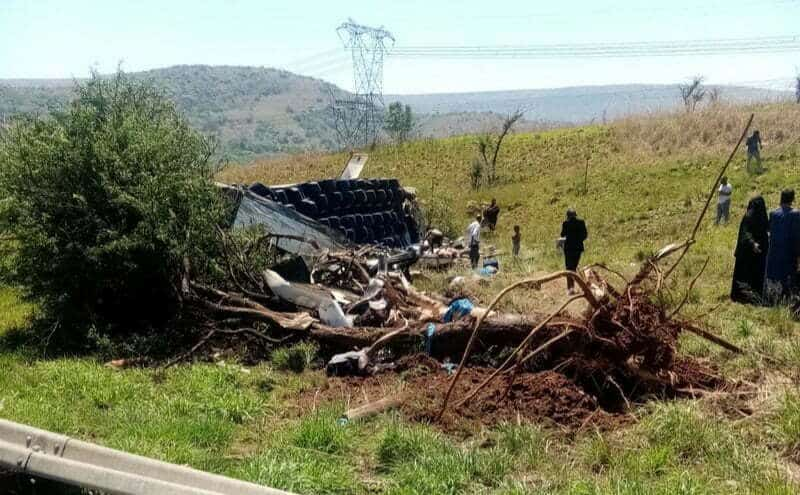 Tugela bus crash