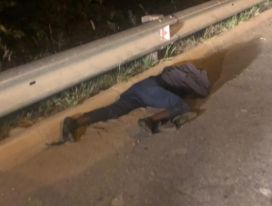 Watch: Suspected truck driver robber killed in shootout with police near Beitbridge border